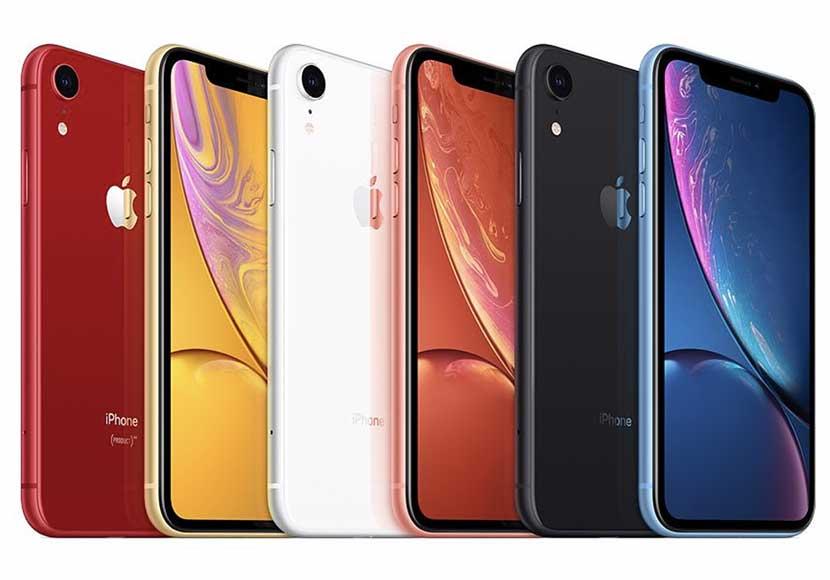 今年の秋にiPhoneXR2が発売か!?